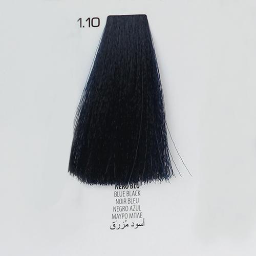 tinta per capelli 1.10 Nero Blu