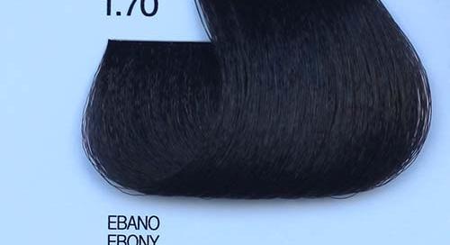 tinta naturale per capelli 1.70 Ebano