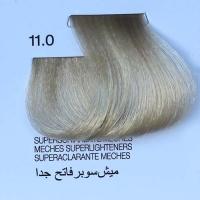 tinta naturale per capelli 11.0 Super schiarente Meche