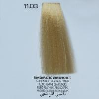 tinta per capelli 11.03 Biondo Platino Chiaro Dorato