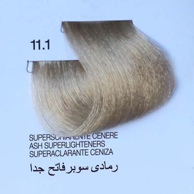 tinta naturale per capelli 11.1 Super schiarente Cenere
