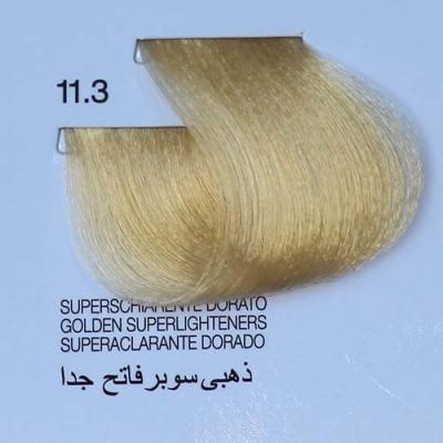 tinta naturale per capelli 11.3 Super schiarente Dorato