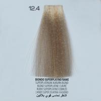 tinta per capelli 12.4 Biondo Superplatino Rame