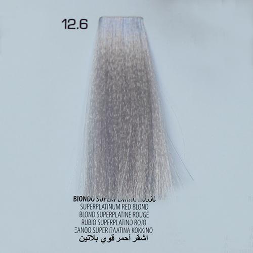 tinta per capelli 12.6 Biondo Superplatino Rosso