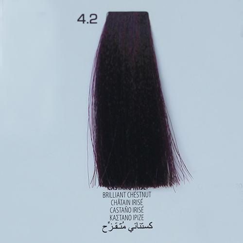 tinta per capelli 4.2 Castano Irisé
