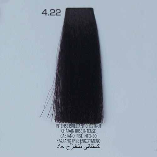 tinta per capelli 4.22 Castano Irisé Intenso