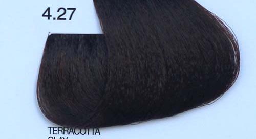 tinta naturale per capelli 4.27 Terracotta