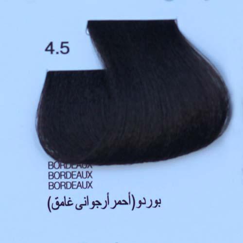 tinta naturale per capelli 4.5 Bordeaux