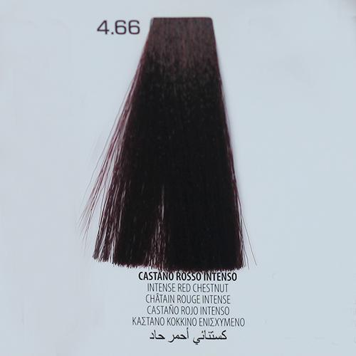 tinta per capelli 4.66 Castano Rosso Intenso