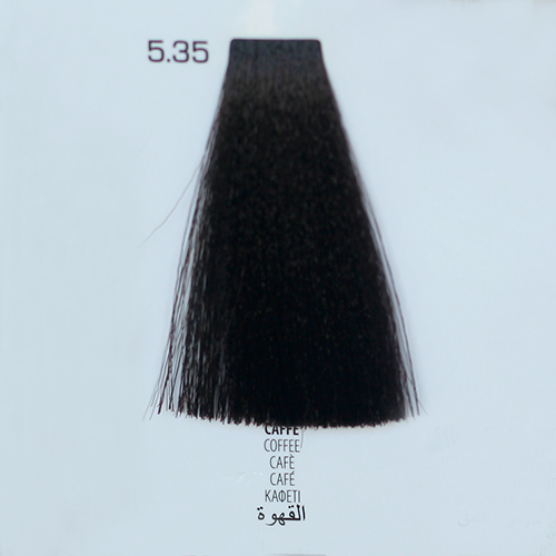 tinta per capelli 5.35 Caffé