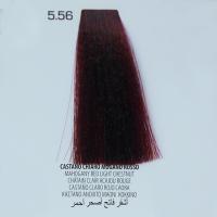tinta per capelli 5.56 Castano Chiaro Mogano Rosso