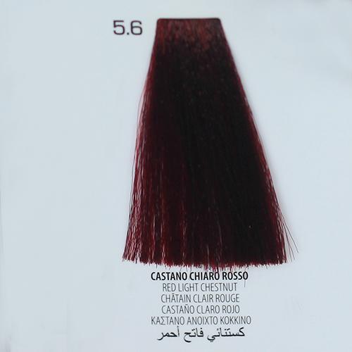 tinta per capelli 5.6 Castano Chiaro Rosso