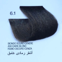 tinta naturale per capelli 6.1 Biondo Scuro Cenere