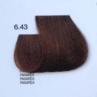 tinta naturale per capelli 6.43 Panarea