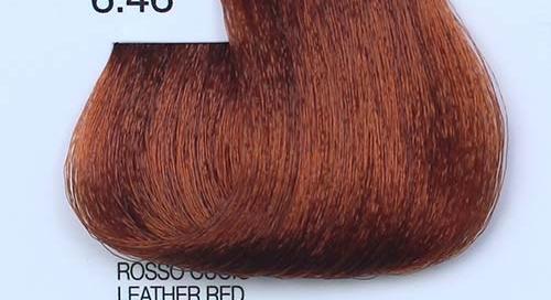 tinta naturale per capelli 6.46 Rosso Cuoio