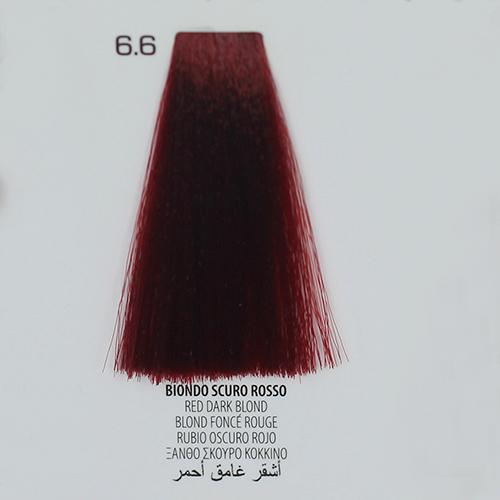 tinta per capelli 6.6 Biondo Scuro Rosso
