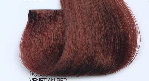 tinta naturale per capelli 6.66 Rosso Veneziano