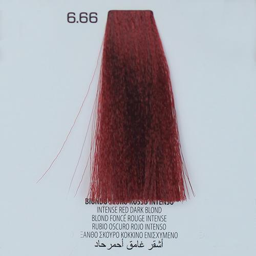 tinta per capelli 6.66 Biondo Scuro Rosso Intenso