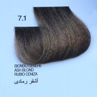 tinta naturale per capelli 7.1 Biondo Cenere