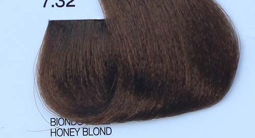 tinta naturale per capelli 7.32 Biondo Miele