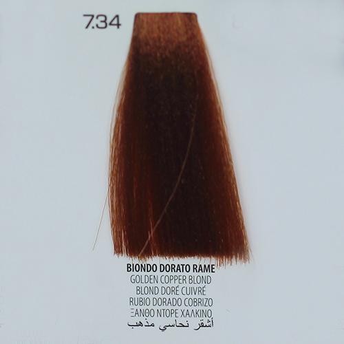 tinta per capelli 7.34 Biondo Dorato Rame