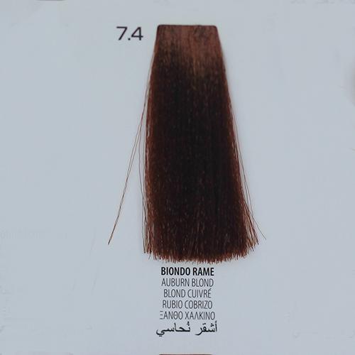 tinta per capelli 7.4 Biondo Rame