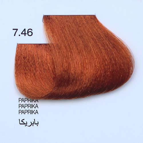 tinta naturale per capelli 7.46 Paprika