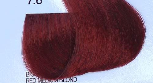 tinta naturale per capelli 7.6 Biondo Medio Rosso