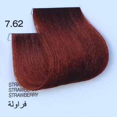 tinta naturale per capelli 7.62 Fragola