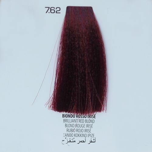tinta per capelli 7.62 Biondo Rosso Irisé