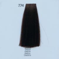tinta per capelli 7.74 Gianduia