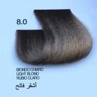 tinta naturale per capelli 8.0