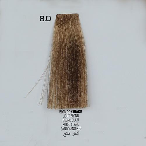 tinta per capelli 8.0 Biondo Chiaro