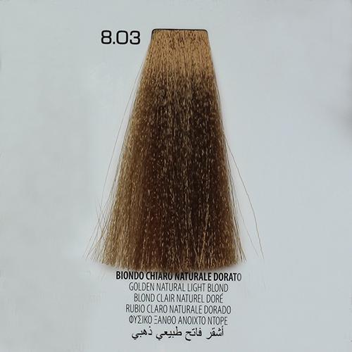 tinta per capelli 8.03