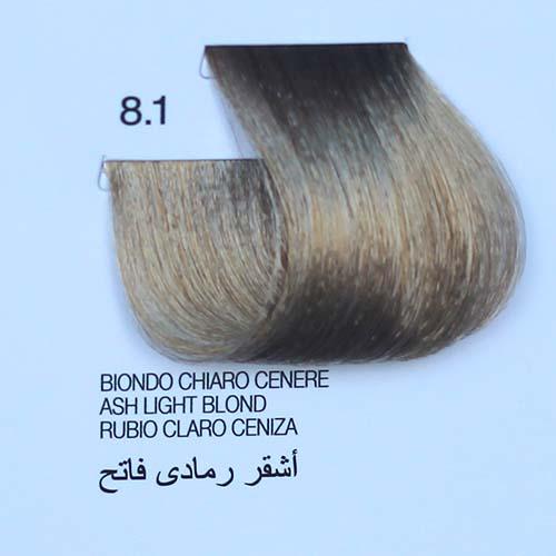 81 Biondo Chiaro Cenere Karibelly Color Action