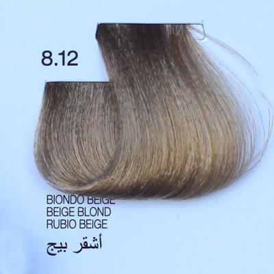 tinta naturale per capelli 8.12 Biondo Beige