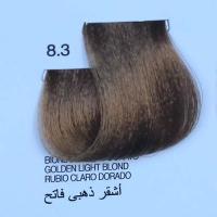tinta naturale per capelli 8.3 Biondo Chiaro Dorato