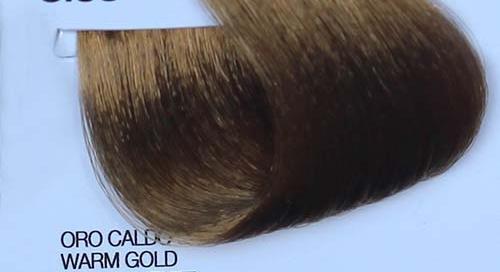 tinta naturale per capelli 8.33 Oro Caldo