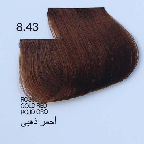 tinta naturale per capelli 8.43 Rosso Oro