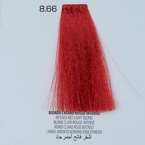 tinta per capelli 8.66 Biondo Chiaro Rosso Intenso