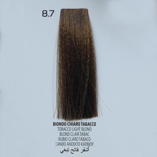 tinta per capelli 8.7 Biondo Chiaro Tabacco