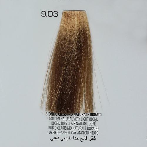 tinta per capelli 9.03