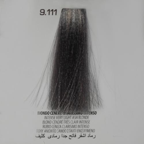 tinta per capelli 9.111 Biondo Cenere Chiarissimo Intenso
