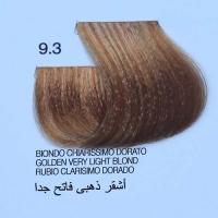 tinta naturale per capelli 9.3 Biondo Chiarissimo Dorato