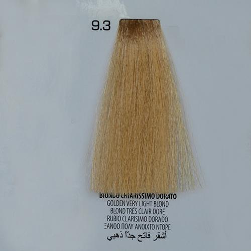 tinta per capelli 9.3 Biondo Chiarissimo Dorato