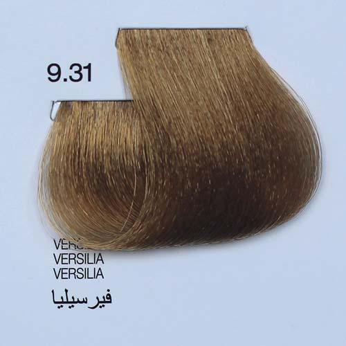 tinta naturale per capelli 9.31 Versilia