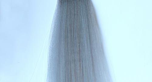 tinta per capelli argento