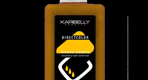 tinta temporanea directcolor biondo-dorato